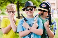 Робинзонада. Дети шпионов