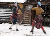 Рыцарский фестиваль в Выборге 2