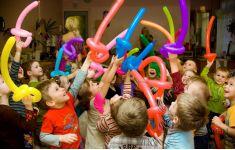 Детский клуб в ТЦ Красный Кит г. Мытищи