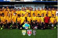 МСМ. Международная Футбольная Академия в Праге