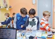 Курс робототехники Lego NXT