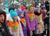 Зимние каникулы в лагере 2